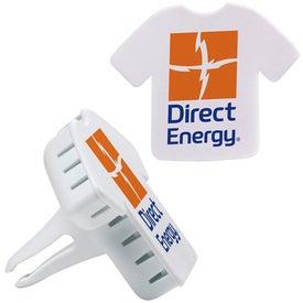 Auto Air Vent Freshener (T Shirt)