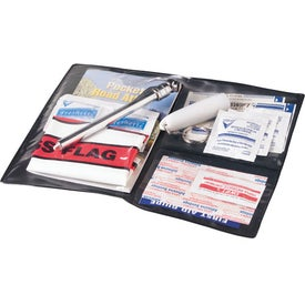 Auto Emergency and First Aid Kit - Vinyl Case for your School