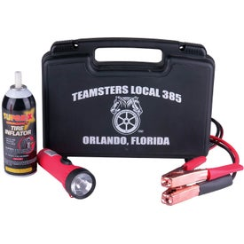 Auto Emergency Kit With Case