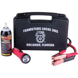 Customized Auto Emergency Kit With Case