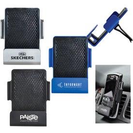 Auto Media Lounger Phone Holder for Advertising