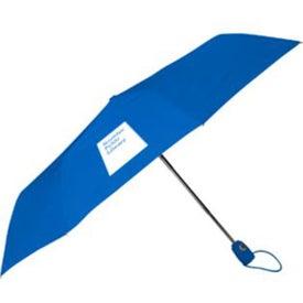 Branded Auto Open Auto Close Deluxe Umbrella
