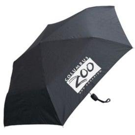 Auto Open Auto Close Windproof Umbrella for Advertising