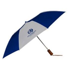 Auto Open Folding Umbrella for Advertising