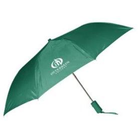 "Auto Open Folding Umbrella (15.5"")"