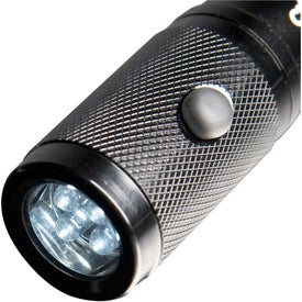 Auto Rescue Flashlight 4 LED for Advertising