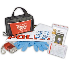 Auto Safety Kit In Tote Bag for Customization