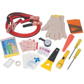 Personalized Auto Safety Kits