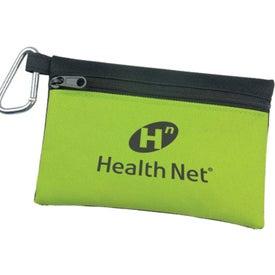 Auto Safety Zipper Bag Kit Giveaways