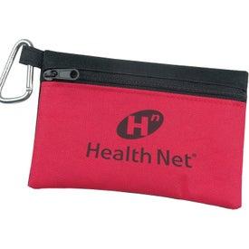 Promotional Auto Safety Zipper Bag Kit