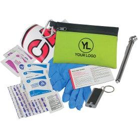 Auto Safety Zipper Bag Kit