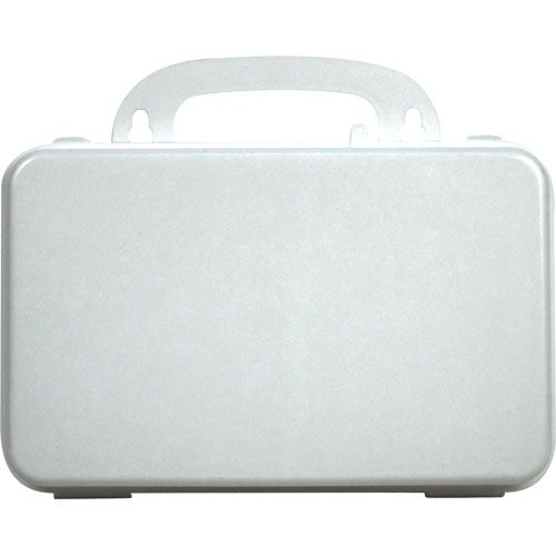 Auto Emergency and First Aid Kit - Plastic Case