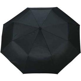 Auto Open Flashlight Umbrella for Advertising