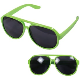 Aviator Glasses for Advertising