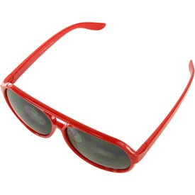 Aviator Glasses Imprinted with Your Logo