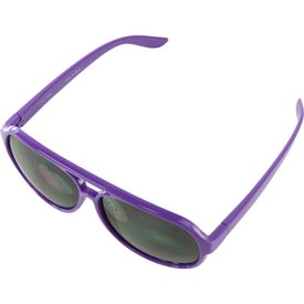 Imprinted Aviator Glasses