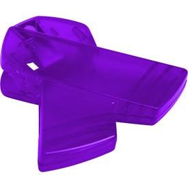 Customized Awareness Ribbon Keep-it Clip
