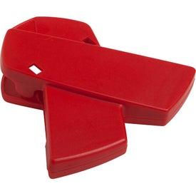 Company Awareness Ribbon Keep-it Clip