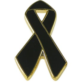 Awareness Ribbon Lapel Emblems