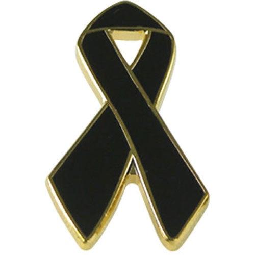 Awareness Ribbon Lapel Emblems