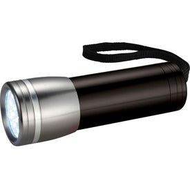 Branded Axis 14 LED Flashlight