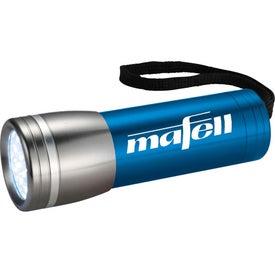 Monogrammed Axis 14 LED Flashlight