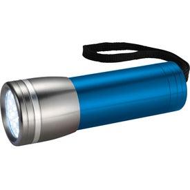 Axis 14 LED Flashlight for Marketing
