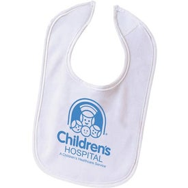 Promotional Baby Bib for Your Church