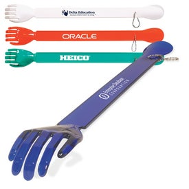Back Scratcher/Shoe Horn Printed with Your Logo