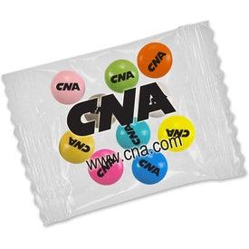 Branded Bag of Printed Chocolate Mints
