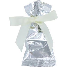 Bag Printed Candy with Bows for Marketing