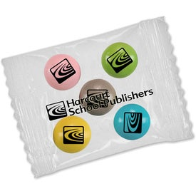 Personalized Bag of Printed Chocolate Mints
