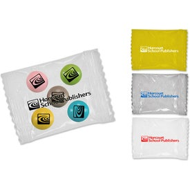 Custom Bag of Printed Chocolate Mints