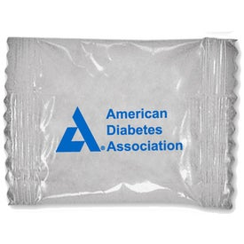 Advertising Bag of Wintergreen Mints or Buttermints