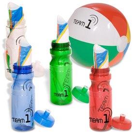 Custom Ball-In-A-Bottle Combo
