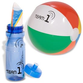 Imprinted Ball-In-A-Bottle Combo