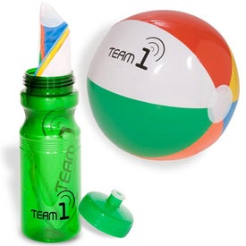 Printed Ball-In-A-Bottle Combo