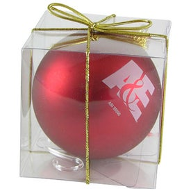 Ball Ornament for Your Church