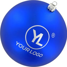 Ball Ornament for Marketing