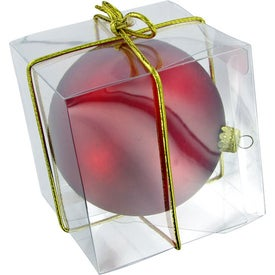 Promotional Ball Ornament