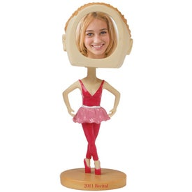 Ballerina Single Bobble Head