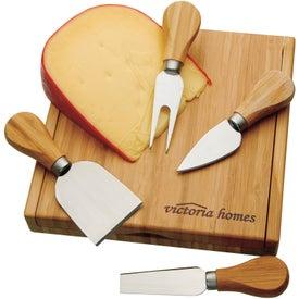 Bamboo Cheese Utensil Set