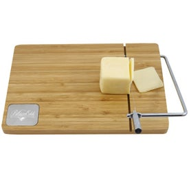 Bamboo Cheese Cutting Board
