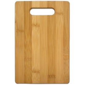 Advertising Natural Bamboo Cutting Board