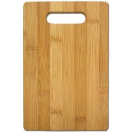 Advertising Natural Bamboo Cutting Board