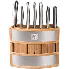 Bamboo Knife Block Giveaways