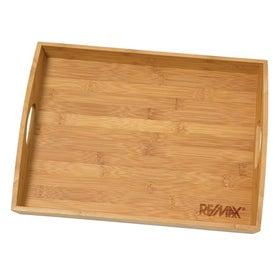 Bamboo Service Tray