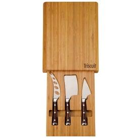 Customized Bambu Cheese Set
