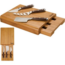 Bambu Cheese Set (4 Piece)