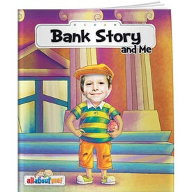 Bank Story and Me Branded with Your Logo